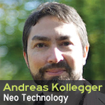 Andreas Kollegger, Neo Technology