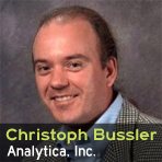 Christoph Bussler, Analytica, Inc.