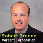 Robert Greene, Versant Corporation