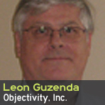 Leon Guzenda, Objectivity, Inc.
