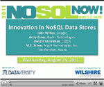 This presentation was given Thursday, August 25, 2011 at the NoSQL Now! 2011 Conference in San Jose, California