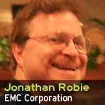 Jonathan Robie, EMC Corporation
