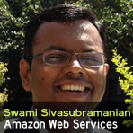 Swami Sivasubramanian, Amazon Web Services