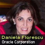 Daniela Florescu, Oracle Corporation