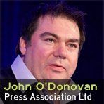 John O'Donovan, Press Association Ltd.