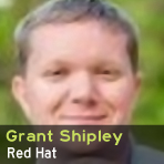 Grant Shipley, Red Hat